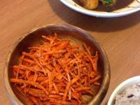 醬拌胡蘿蔔絲(家樂福廚神大賽2015)