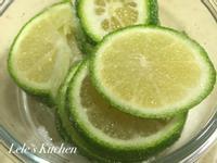 【夏日簡單料理】糖漬檸檬(蜂蜜醃檸檬)