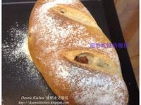 葡萄乾優格麵包 (3個)