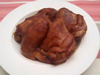 小烤箱料理~日式紅味噌烤土雞翅