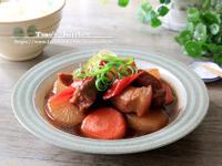 蘿蔔燉肉 【家樂福廚神大賽2015】