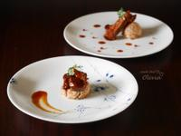 小廚娘♥芋頭燒肉家樂福廚神大賽2015