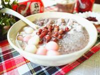 暖呼呼芋香牛奶紅豆湯圓【泰山牛奶紅豆】