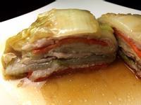 千層白菜豬肉盅