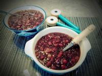 紅豆粥(黑米/白米)