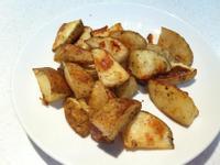 香草烤馬鈴薯塊