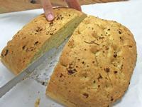 【生態綠】公平貿易橄欖油佛卡夏麵包