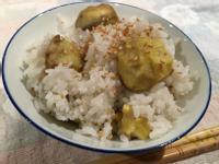 栗子炊飯★純米卡有味