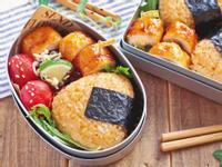 東販小食堂:元氣飯糰 味噌美乃滋烤飯糰