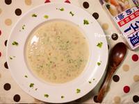 奶油蘑菇濃湯【好侍北海道白醬料理】