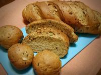 全麥黑糖雜糧麵包