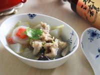 香菇赤肉羹湯[淬釀純粹台灣味]