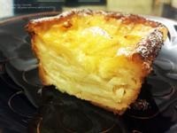 低熱量蘋果隱形蛋糕