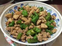 辣椒炒肉絲