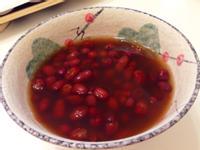 甜甜紅豆湯