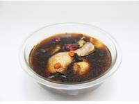 黑蒜♥養生雞湯(電鍋版)