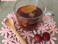 黑糖紅棗桂圓杞子薑茶