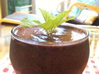 高鈣芝麻蔬果豆奶昔