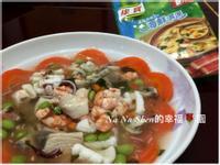 【XO醬海鮮羹】康寶海鮮濃湯