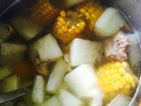 玉米冬瓜排骨湯