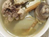 四神養身雞湯  【歡慶大同電鍋55週年】