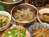 大同電鍋-香菇雞湯