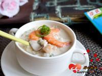 豆漿濃湯海鮮粥
