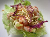 生菜蝦鬆_小七派對美食