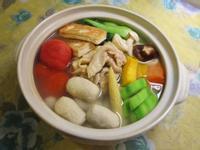 元氣番茄雞肉鍋【全聯火鍋祭】