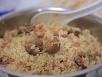 羊肉手抓飯(蒜味) - 烏茲別克 國菜