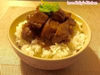 栗子炆腩肉
