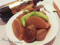 家常蘿蔔豆輪燉肉[淬釀純粹台灣味]