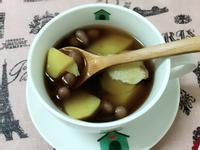 薑汁黑糖地瓜花生仁湯
