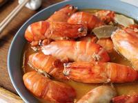 溫補燒酒蝦