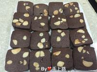 🍫巧克力夏威夷豆餅乾🍫