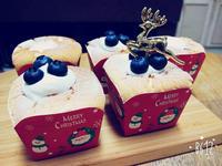 鮮奶油戚風杯子蛋糕