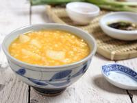 [電鍋料理]南瓜山藥糙米與小米粥