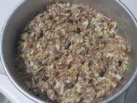 高麗菜香菇水餃(餡料)