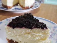 完美比例藍莓重乳酪蛋糕