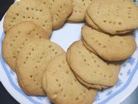 花生醬夾心餅乾