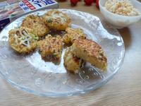 濃湯變奏曲-燉飯與煎飯餅-好侍北海道白醬