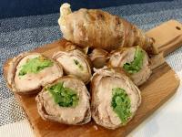 有心食譜:培根雞肉捲