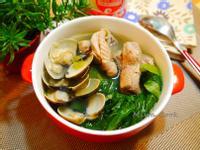 芥菜雞湯-「味之素品牌」高鮮味精