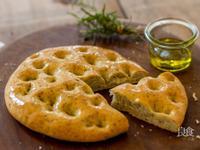 茶油迷迭香佛卡夏|歐式麵包入門款