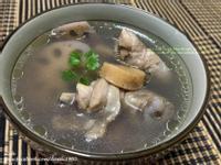 頂級港式養生湯【干貝蓮藕雞湯】