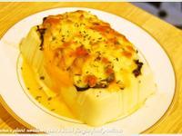 黑木耳焗烤起司豆腐.柯媽媽の植物燕窩