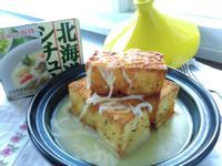 吐司濃湯【好侍北海道白醬】
