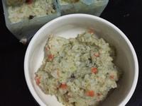 (寶寶)花椰菜鯛魚粥