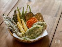 野菜天婦羅|日式炸物