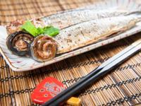 香烤秋刀魚@美麗人妻Selina Wu